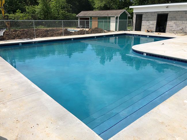 Gunite - JNR Pools